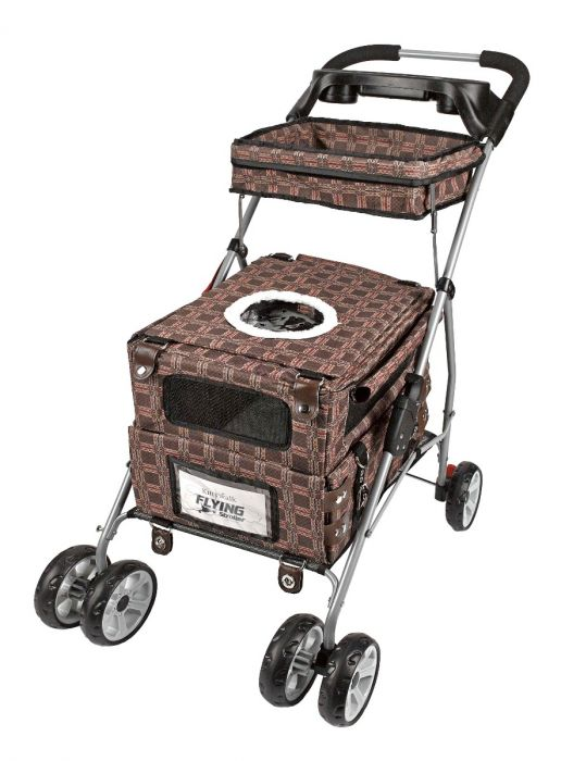 Kittywalk Flying Stroller